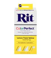 Rit ColorPerfect Dye Kit-Lemon Twist Yellow, , hi-res