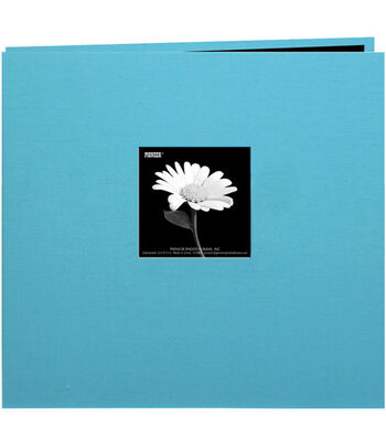 Pioneer 12''x12'' Cloth Postbound Album