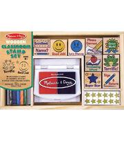 Melissa & Doug Classroom Stamp Set, , hi-res