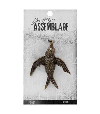 Tim Holtz® Assemblage Bird Pendant