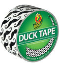 Duck Tape 1.88\u0027\u0027x10Yds Mustache
