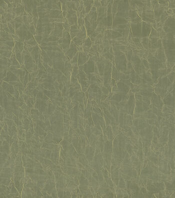 """Signature Series Sheer Fabric Crushed Voile 53""""-Sage"""