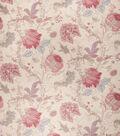 Home Decor 8\u0022x8\u0022 Fabric Swatch-Print Fabric Eaton Square Dion Document
