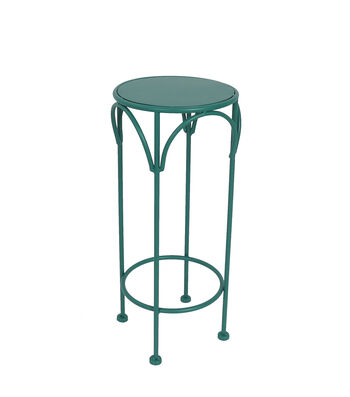 Summer Sol Small Plant Stand-Green