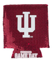 Indiana University Sequin Koozie, , hi-res