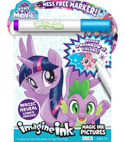 Bendon My Little Pony™ Imagine Ink Book, , hi-res