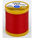 Coats Topstitch For Jeans Red