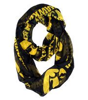 University of Iowa Infinity Scarf, , hi-res