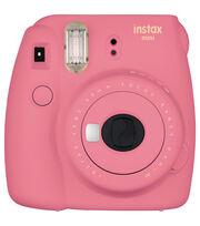 Fujifilm Instax Mini 8 Instant Camera, Pink, , hi-res