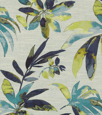 "Swavelle Mill Creek Home Decor Print Fabric 54""-Carribeean"