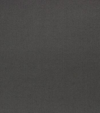 Hudson 43 Solid Fabric-Belfast Charcoal