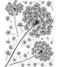 Wall Pops Dandelion Wall Art Decal Kit, 29 Piece Set