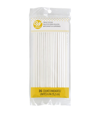 Wilton® Lollipop Sticks 6""