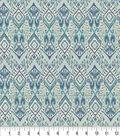 Keepsake Calico™ Cotton Fabric 44\u0022-Novecento Teal