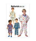 Butterick Child Sleep & Lounge-B6126