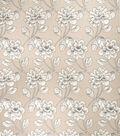 Home Decor 8\u0022x8\u0022 Fabric Swatch-Upholstery Fabric Eaton Square Louise Taupe