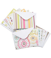 American Crafts A2 Cards with Envelopes 40/Box-Marvelous, , hi-res