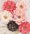 Rossi Belle Flowers-Ulyssia; Paper 1.7\u0022 To 2.2\u0022