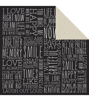 "Hello Today Double-Sided Cardstock 12""X12""-Current, , hi-res"