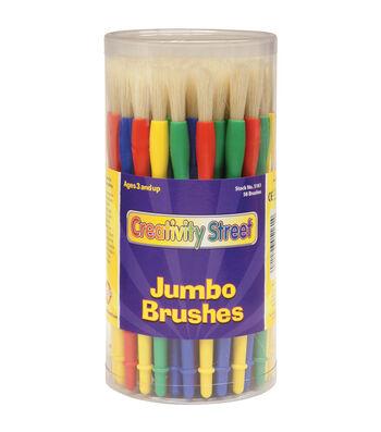 Jumbo Paint Brush Canister 58/Pkg