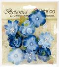 Botanica Baby Blooms 1.2\u0022-Blue