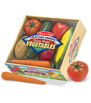 Melissa & Doug Play-Time Produce Vegetables, , hi-res