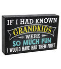 Escape To Paradise Wall Banner-Grandkids First