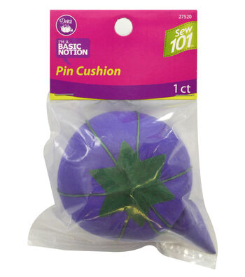Dritz Sewing 101 Tomato Pin Cushion