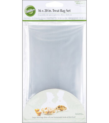 Wilton® Treat Bags-Large