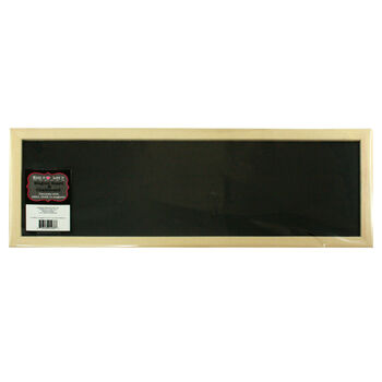 "Make It Love It 7""x20"" Magnet Board &Chalkboard"