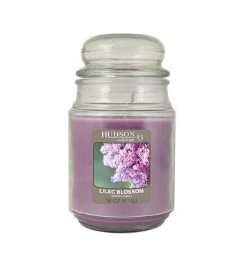 Hudson 43™ Candle & Light Collection 18oz Value Jar Lilac Blossom