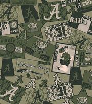 "University of Alabama Crimson Tide Cotton Fabric 44""-Real Camo, , hi-res"