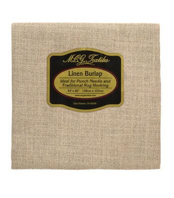 Linen Burlap 54 X 60