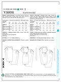 Mccall Pattern V8898 6-8-10-12--Vogue Pattern