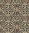Robert Allen @ Home Print Fabric 54\u0022-New Damask Terrain