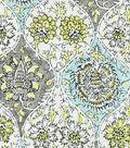 Waverly King\u0027s Turban Upholstery Fabric 54\u0022-Elephant