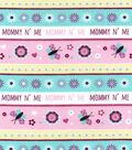 Nursery Cotton Fabric 43\u0022-Mommy N Me