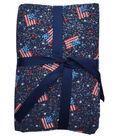 Fat Quarter Bundle Cotton Fabric 18\u0022-Patriotic