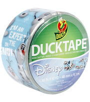 "Licensed Duck Tape 1.88""X10yd-Frozen - Olaf, , hi-res"