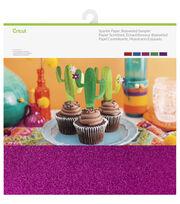 Cricut® 10 Pack 12''x12'' Sparkle Paper Samplers-Bejeweled, , hi-res