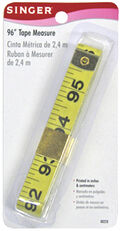 Singer Vinyl Tape Measure-96\u0022