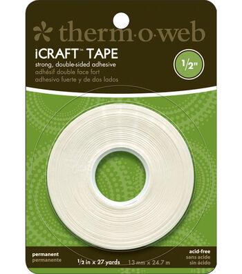 """iCraft Tape-.5""""X27 Yds"""