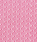 Keepsake Calico™ Cotton Fabric 43\u0022-Pink Flamingo Geo