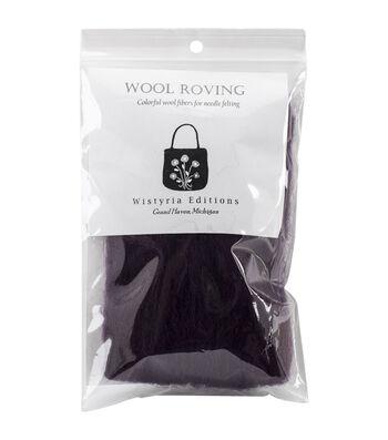 Wistyria Editions Wool Roving Felt