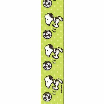 Snoopy Soccer Ribbon