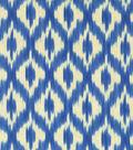 Williamsburg Lightweight Decor Fabric-Dedra/Ink