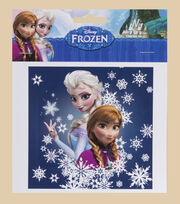 Disney® Frozen Iron-On Transfer -Sisters, , hi-res