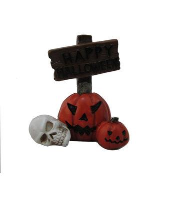 Maker's Halloween Littles with Pumpkins-Happy Halloween