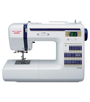 Janome Refurbished JW7630 Computerized Sewing Machine
