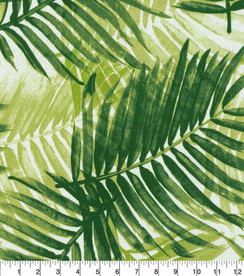 """Tommy Bahama Outdoor Fabric 54""""- Escape Route Jade"""
